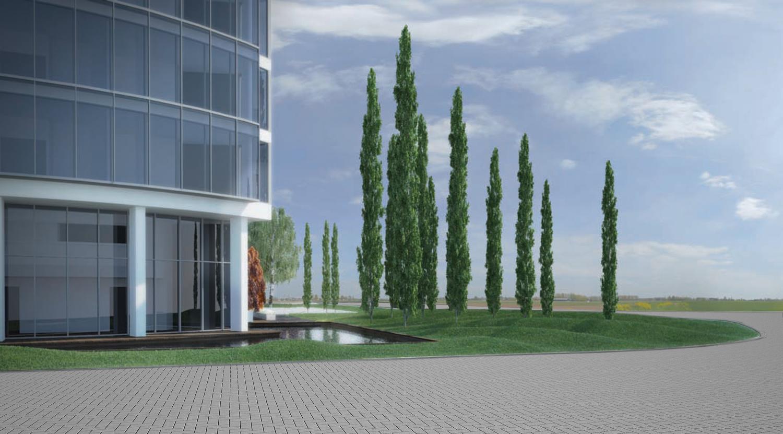 Landschap architect